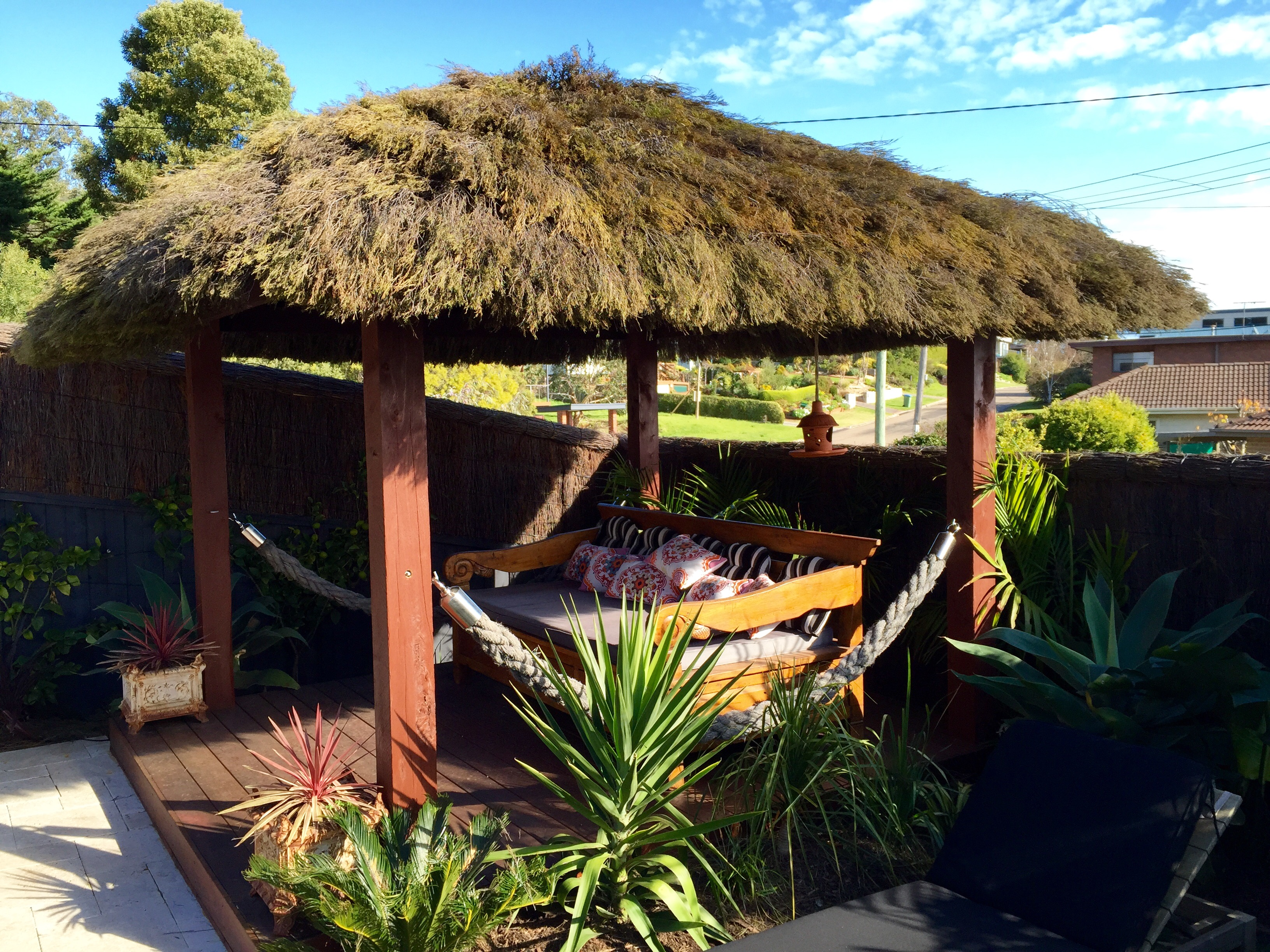 Roof Thatching Wilkins Brush Fencing